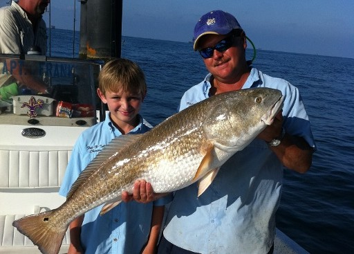 Fish n tell fishing charters grand isle louisiana capt for Fishing charters grand isle la